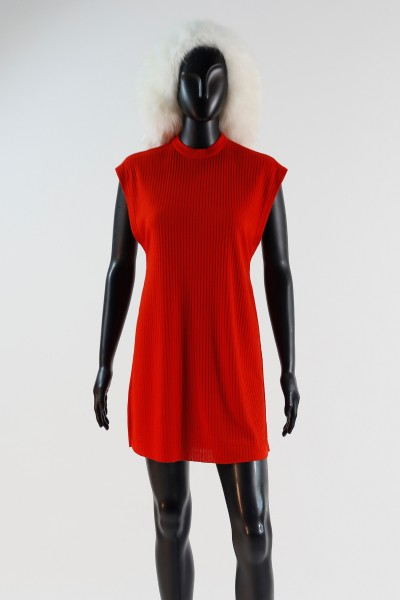 Basic Tunic Red1