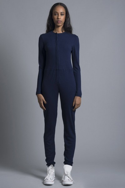 yesah jumpsuit navy1