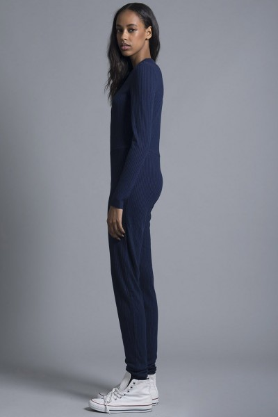 yesah jumpsuit navy2
